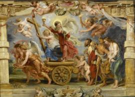 Rubens, De triomf van het katholieke geloof
