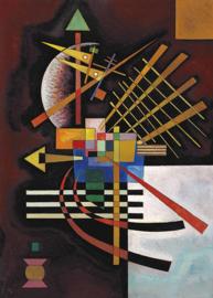 Kandinsky, Boven en links