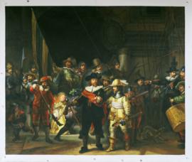 Rembrandt, De Nachtwacht