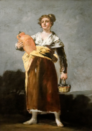 Goya, De waterdrager