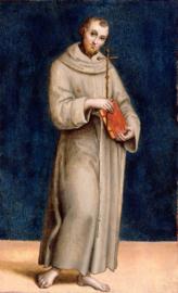 Rafaël, Franciscus van Assisië