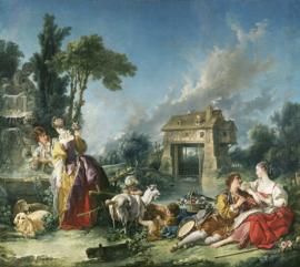 Boucher, Fontein der liefde