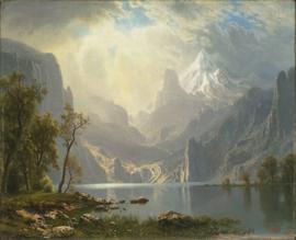 Bierstadt, Lake Tahoe