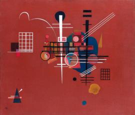 Kandinsky, Saai  rood