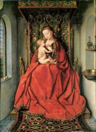 Van Eyck, Lucca Madonna