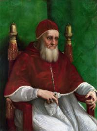 Rafaël, Portret van paus Julius II