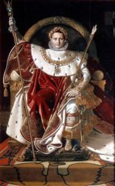 Ingres, Portret van Napoleon1
