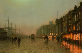 Grimshaw, Liverpool vanaf Wapping