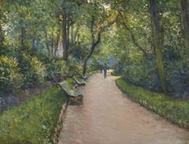 Caillebotte, Park Monceau