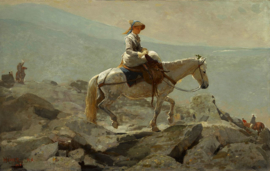 Homer, Het Bridle-pad, White Mountains