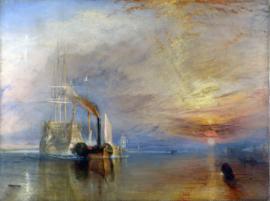 Turner, Laatste reis van het oorlogsschip Téméraire