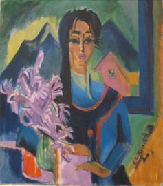 Kirchner, Zondag in de Alpen
