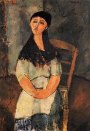 Modigliani, Kleine Louise