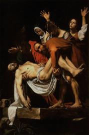 Caravaggio, De kruisafneming van Christus