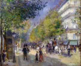 Renoir, De grote boulevards