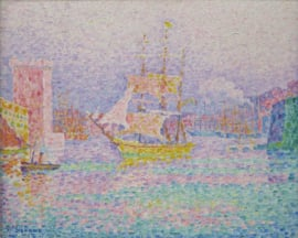 Signac, De haven van Marseille