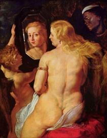 Rubens, Venus met een spiegel