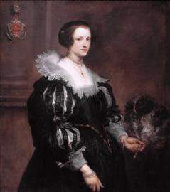 Van Dyck, Portret van Anna Wake
