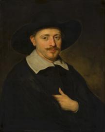 Flinck, Portret van een man