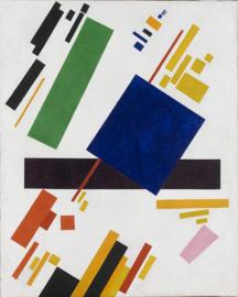 Malevich, Suprematische compositie