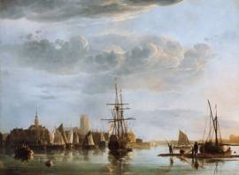 Cuyp, Zicht op Dordrecht