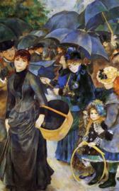 Renoir, De paraplu's