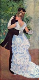 Renoir, Dans in de stad
