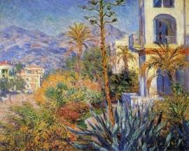 Monet, Villa`s in Bordighera