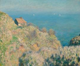 Monet, De hut van de visser, Varengeville