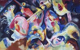 Kandinsky, Improvisatie zondvloed