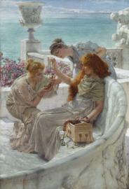 Alma-Tadema, Geluksfavoriet