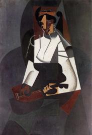 Gris, Vrouw met mandoline