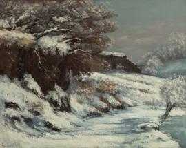 Courbet, Sneeuweffect