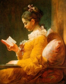 Fragonard, De lezeres