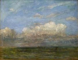 Ensor, De witte wolk