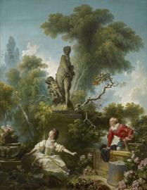 Fragonard, De ontmoeting