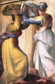 Michelangelo, Judith en Holofernes (detail)