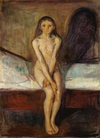 Munch, Puberty