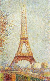 Seurat, De Eiffeltoren