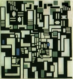Van Doesburg, Compositie IX