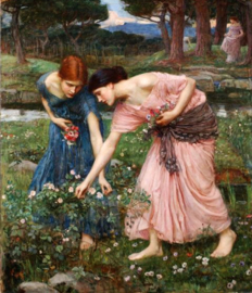 Waterhouse, Gather the rosebuds