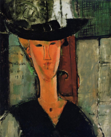 Modigliani, Madame Pompadour