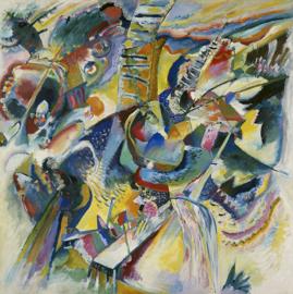 Kandinsky, Improvisatie klam