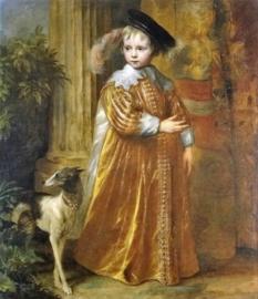 Van Dyck, Willem 2, prins van Oranje