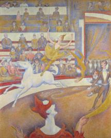 Seurat, Het circus