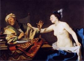 Van Honthorst, De standvastige filosoof
