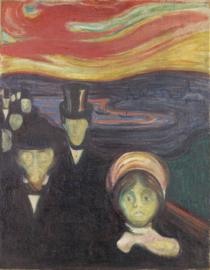 Munch, Angst