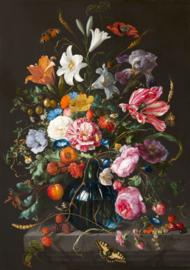 De Heem, Vaas met bloemen