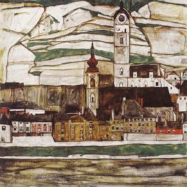 Schiele, Stein aan de Donau II