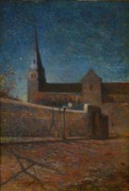 Gauguin, De kerk van Vaugirard